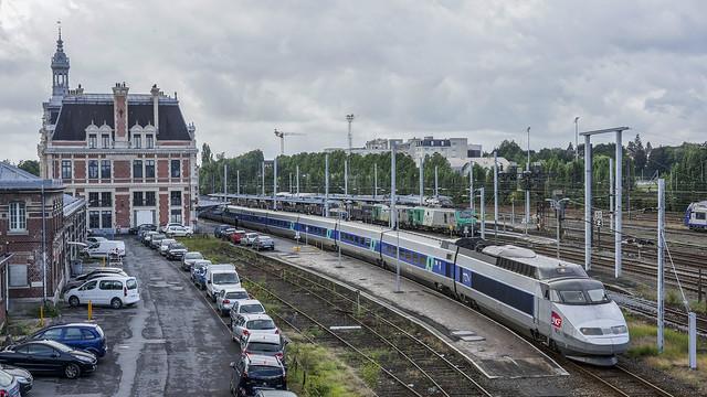 TGV Valenciennes