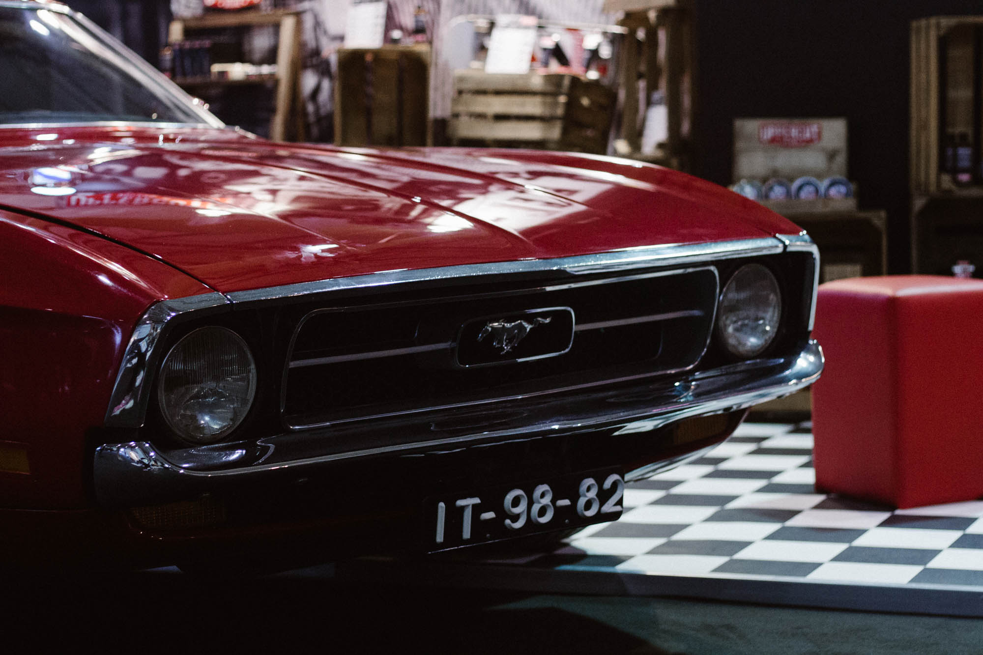 Ford-mustang-vintage