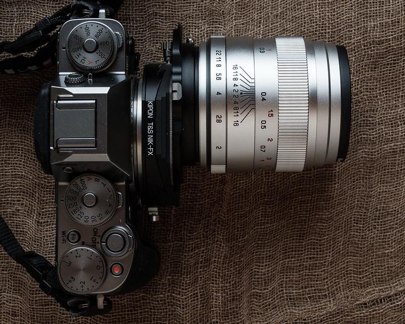 FUJIFILM X-T1 & CREATOR 35mm F2