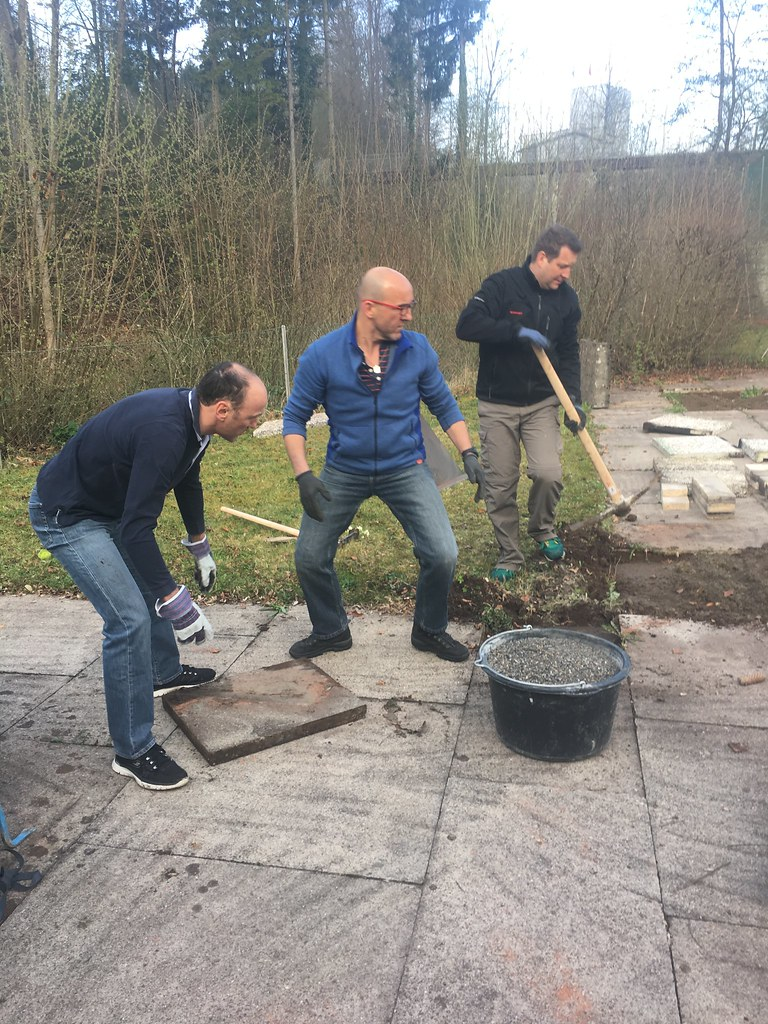Clubhaus-CleanUp-Day (01.04.2017)
