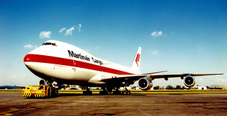 Martinair B747-228F PH-MCN