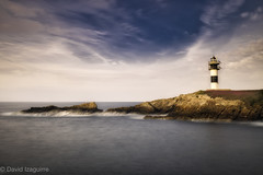 Lighthouse in the Afternoon by Tabernilla (David Izaguirre)