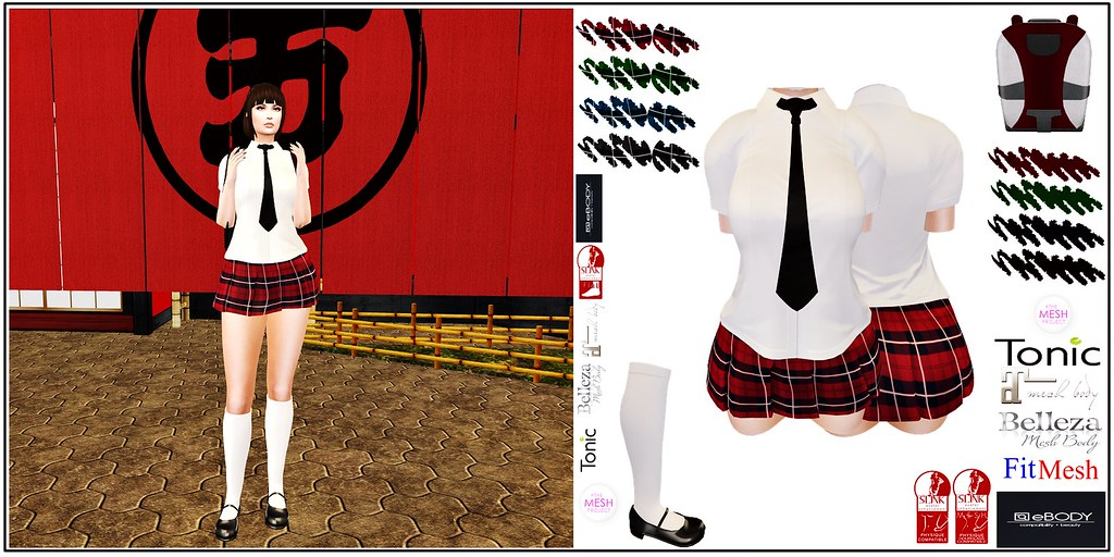 [VS] Sook Outfit - SecondLifeHub.com