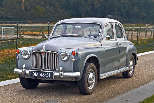 Rover P4 100 1960 (8500)