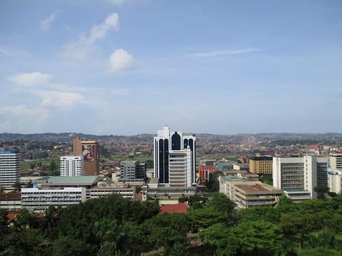 africa uganda kampala sheraton hotel highrise