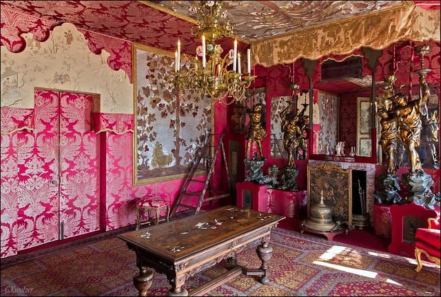 Maison de Victor Hugo pendant son exil (Hauteville à Saint-Peter Port / Guernesey)