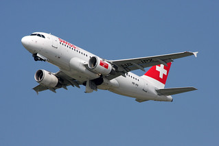 Swiss International Air Lines Airbus A319-112 HB-IPX