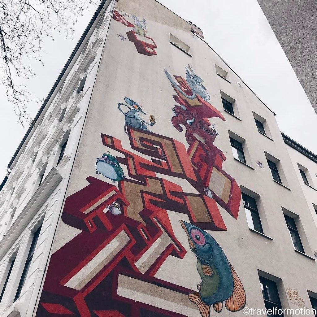 streetart #streetartistry #wall #hamburg #vsco #vscocam #… | Flickr
