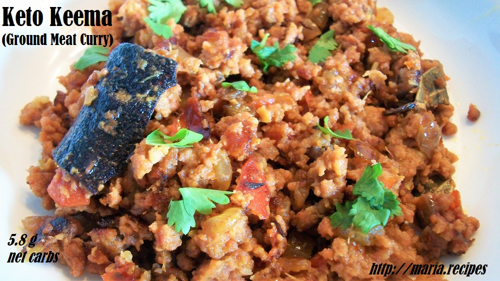 Keto keema ground meat curry mariacipes keto enthusiast keema is a tasty curry that is very easy to make have it with some simple salad as a side dish and it will make for a delicious meal forumfinder Images