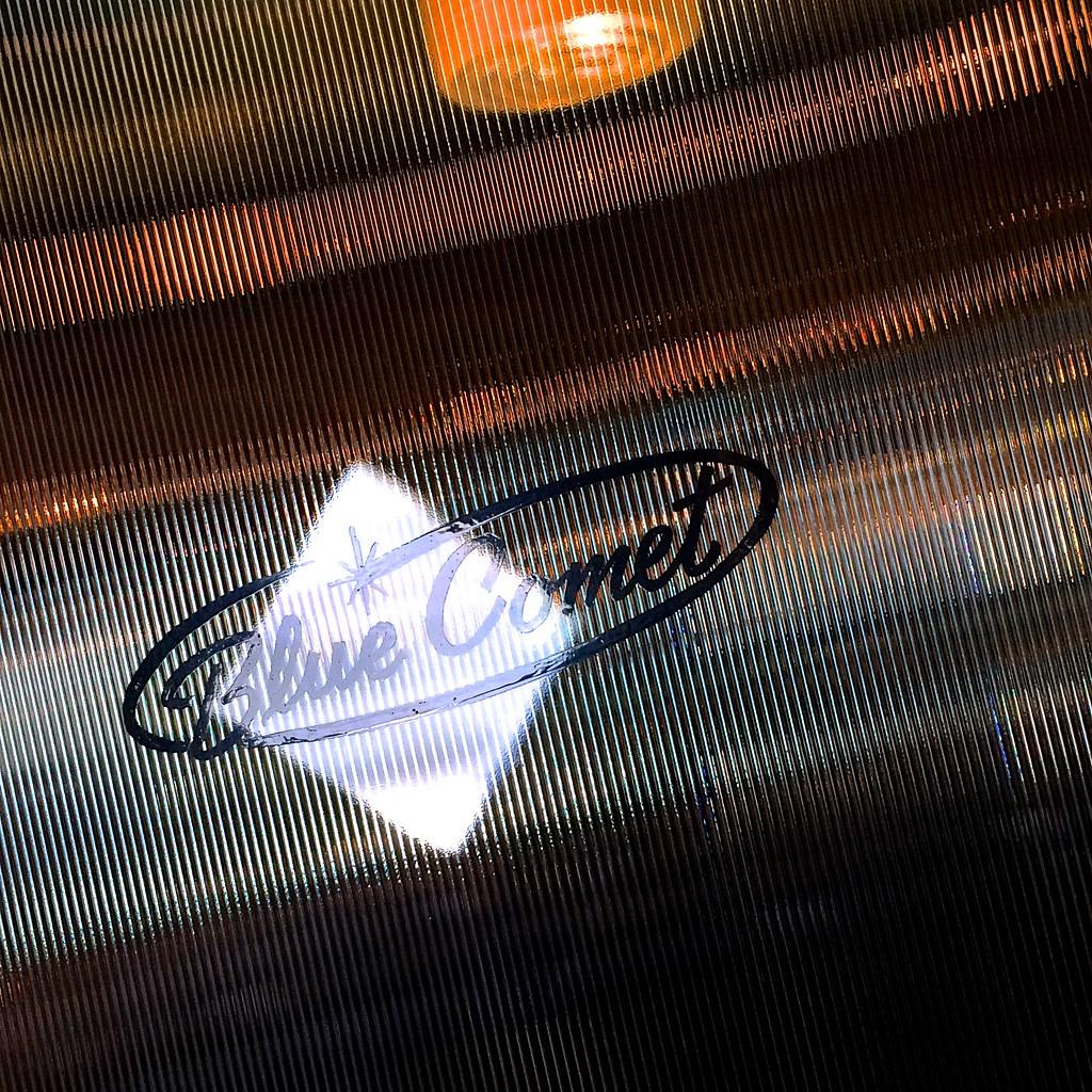 Blue Comet Bar & Grill Glenside PA Pennsylvania 2017 Retro Roadmap