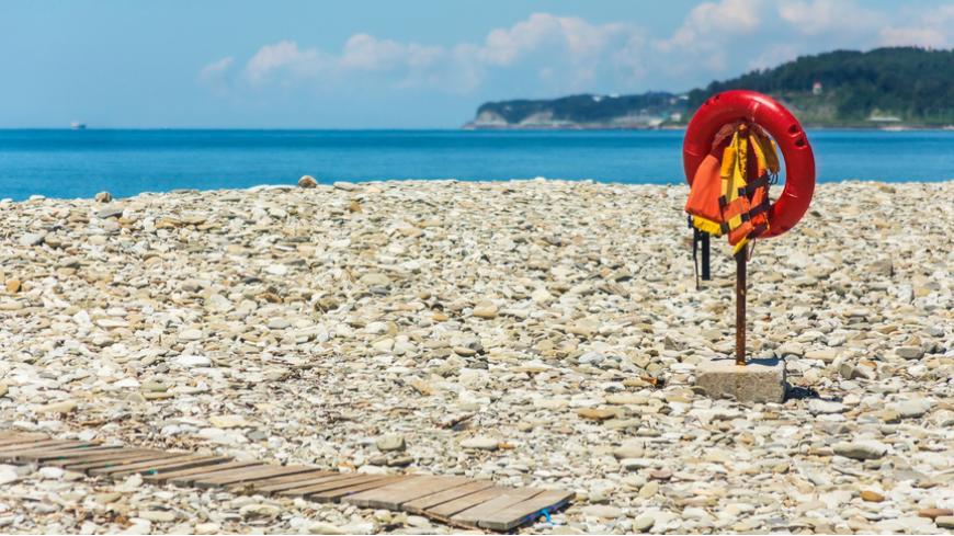 В Краснодарском крае проводится работа по классификации пляжей