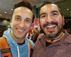 One of the countless reasons that I loved the #LaMiradaTheatre production of #WestSideStory was this guy, my friend Justin, who played Action. You nailed the Krupke number, Justin!