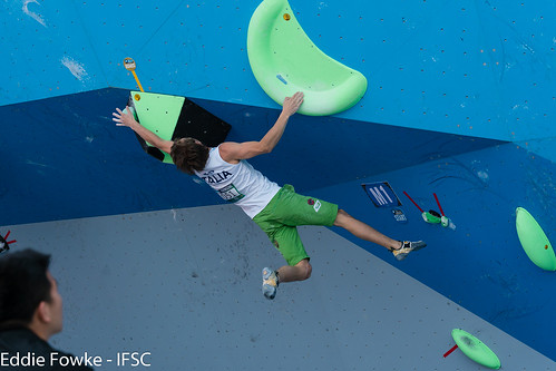 IFSC World Cup Chongqing 2017