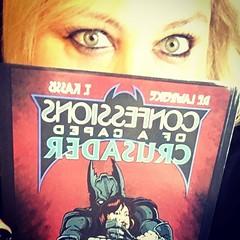 Confessions of A Caped Crusader... #comic #batman #butnotbatman