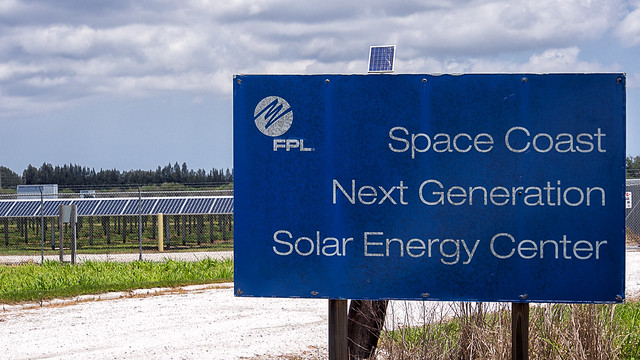 Space Coast Next Generation Solar Energy Center