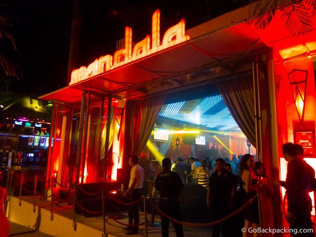 Mandala dance club