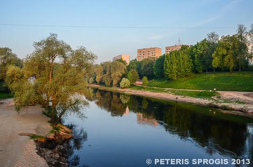 city latvia valmiera latvija vidzeme 2013 valmierasrajons