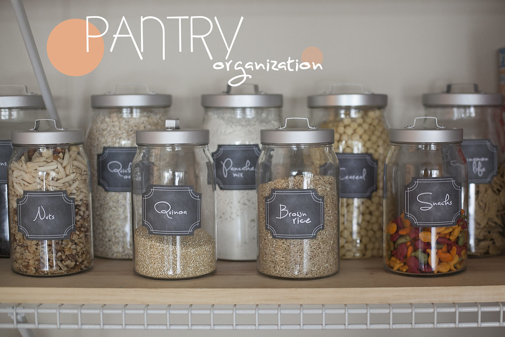 Kitchen Pantry Organization - Fresh Mommy Blog
