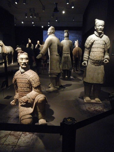 DSCN6528 - Terracotta Warriors Exhibit, San Francisco Asian Art Museum, May 2013