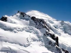NATURALEZA. Chamonix - Cumbre del Mont Blanc.