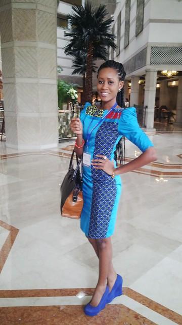 Nadia Ntahu in India (6)