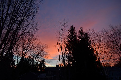 morning sky newyork color night sunrise early unitedstates cloudy pittsford