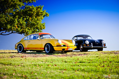 Porsche Heritage by slowNserious