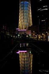 20130428 東京玩第二天 345 sky tree 東京スカイツリー 夜景 十間橋