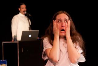 Shut UP Emily Dickinson- By Matt Steffen