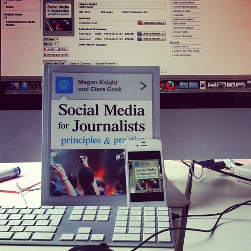 Social Media for Journalists by Clare Cook by emeline.dubois