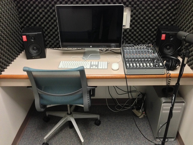 Production Room A Station