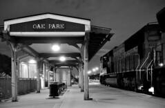 Oak Park Metra
