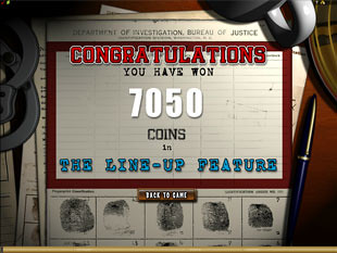 Mugshot Madness Free Spins Prize