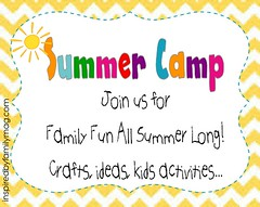 Virtual Summer Camp Image