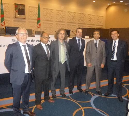 EMTE construirá una planta farmacéutica para Saidal en Argelia