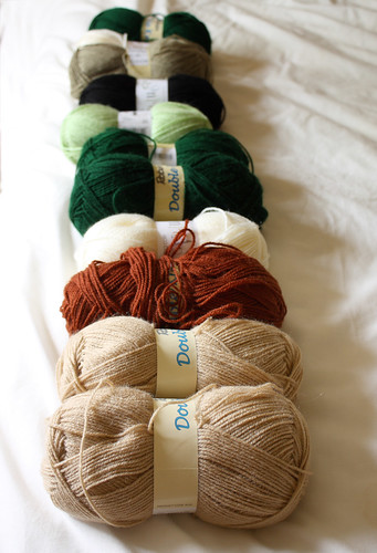 My next crochet project