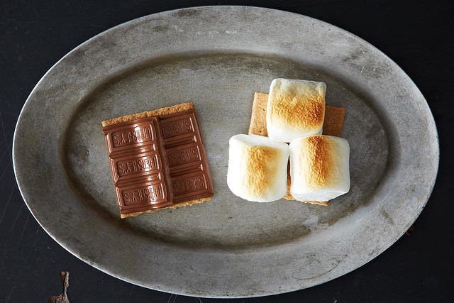 S'mores Without a Fire