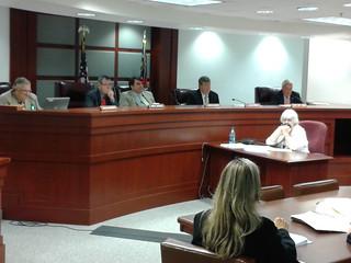 GA PSC: Doug Everrett (1: south Georgia), Tim Echols (2: east Georgia), Chairman Chuck Eaton (3: metro Atlanta), Stan Wise (5 north Georgia), Bubba McDonald (4: west Georgia)