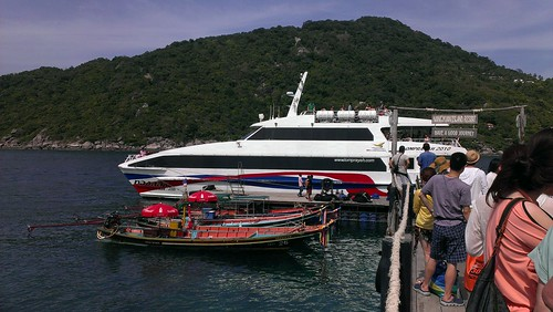 Koh Nangyuan oneday Trip ナンユアン シュノーケルツアー