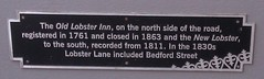 Photo of Black plaque number 12795