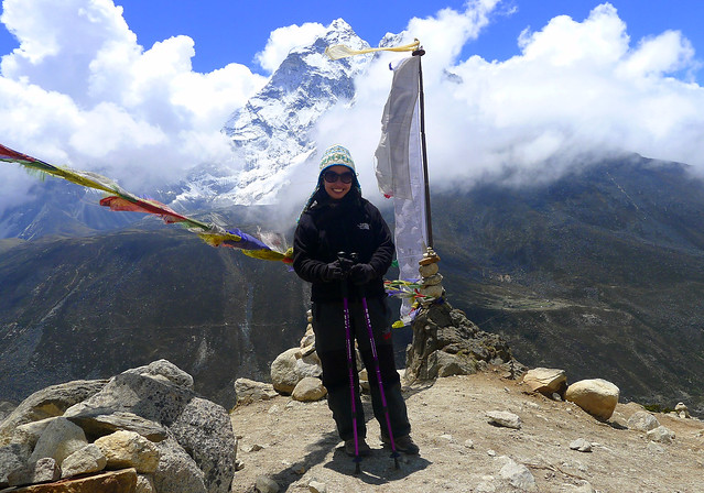 Everest Base Camp: Ama Dablam