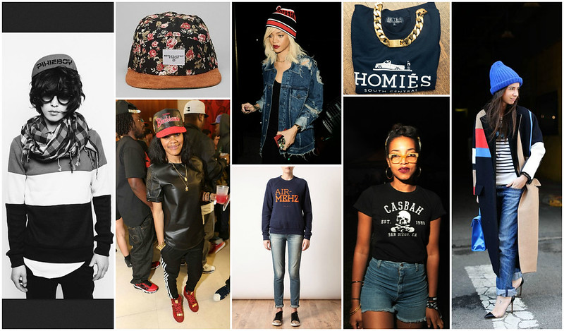 the feisty house - june obsessions - women's street wear