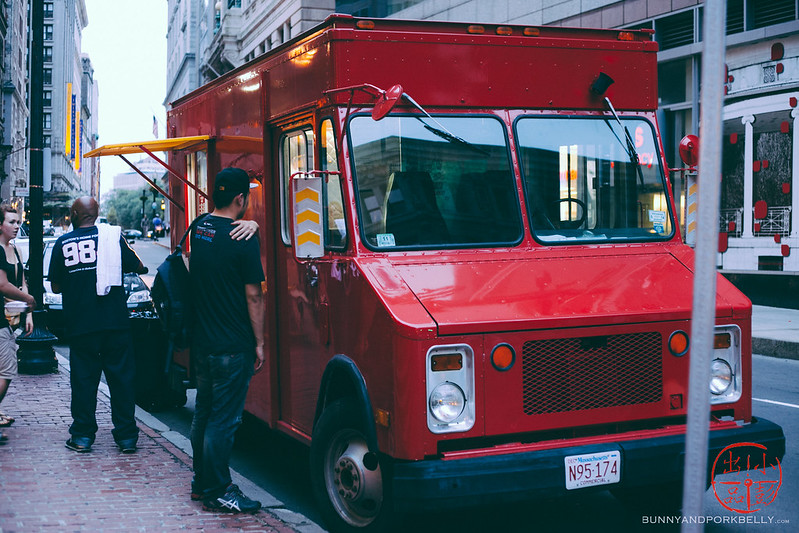 Baltimore Barbecue Food Truck