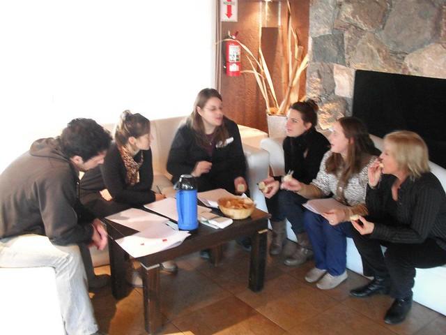 Junio 2012 - Comunicación de Equipos