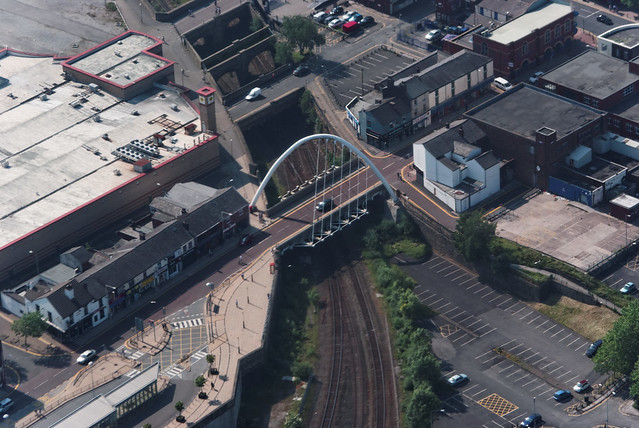 Bolton Gateway Bridge, Newport Street, Bolton