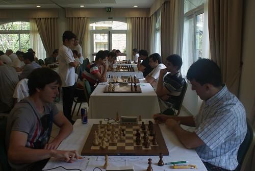 Maxim Rodsthein (ISR) vs Josep M. Lopez (ESP)