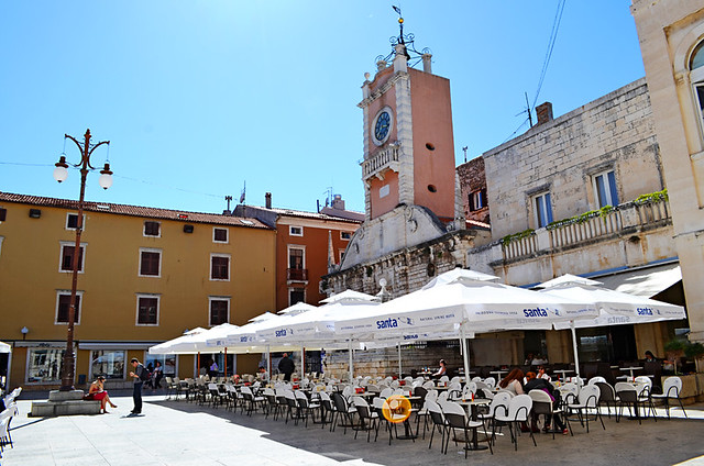 Cafe Society, Zadar Old Town, Zadar, Croatia