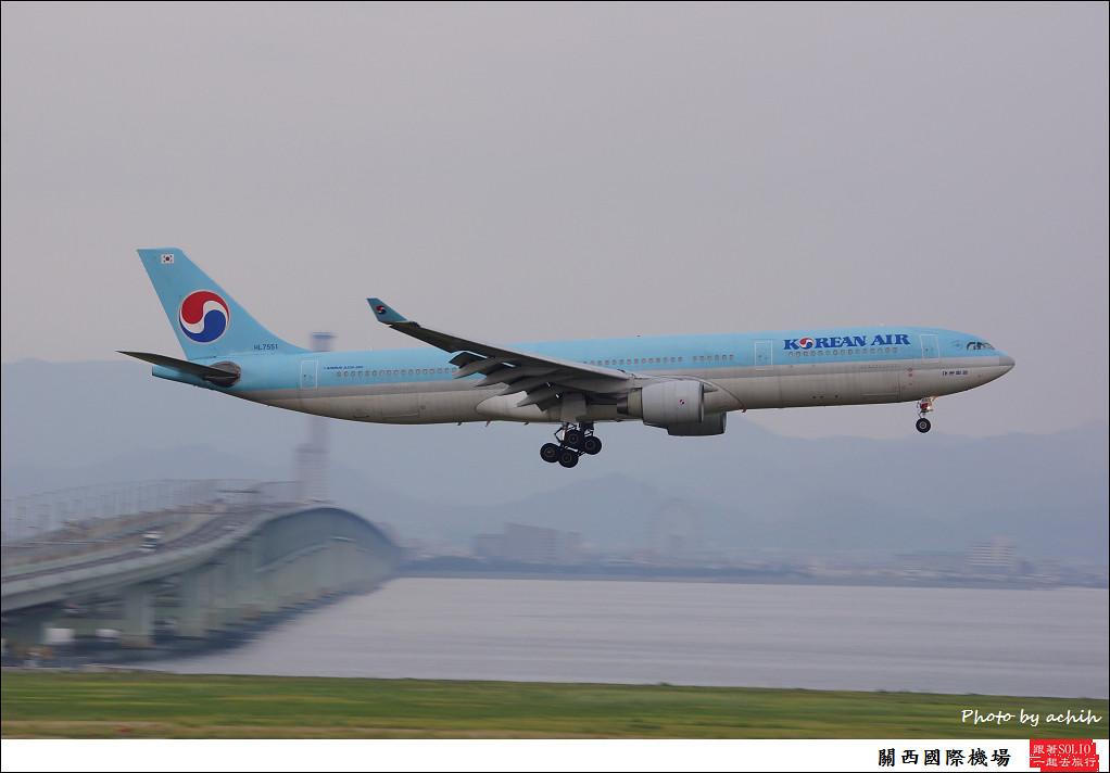 Korean Air HL7551-003