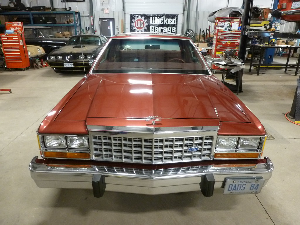 1984 Ford Crown Victoria Ltd Wicked Garage Inc 1980 Coupe 002 A Stylefont Size08em Href