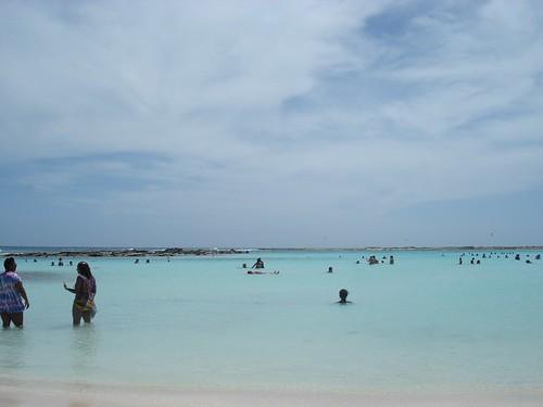 aruba netherland antilles beach